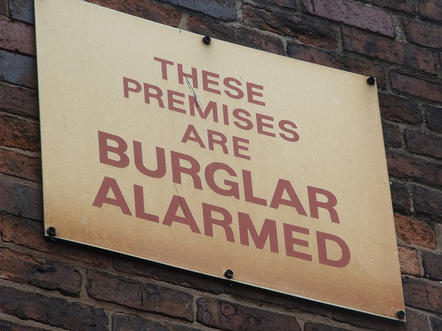 home burglar alarms