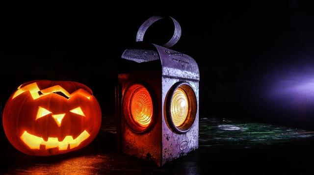 halloween burglaries