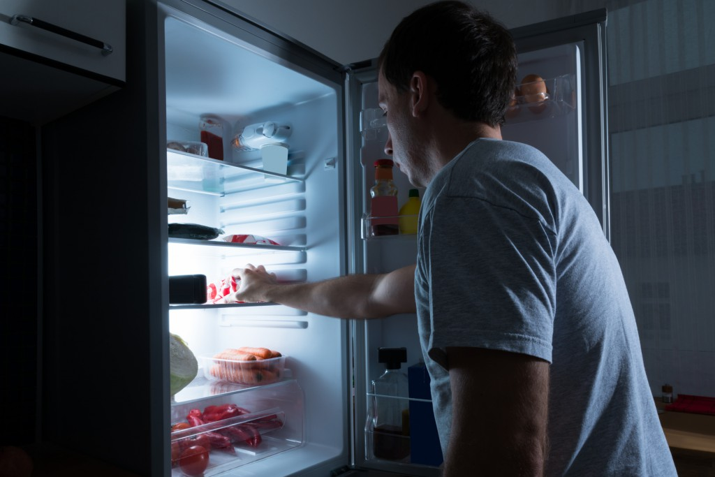 defrost your fridge freezer