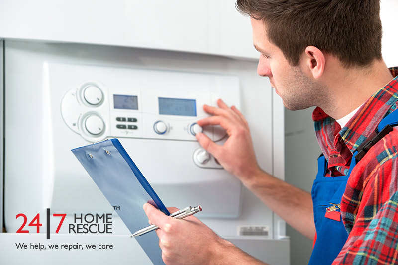 boiler engineer, smart heating controls