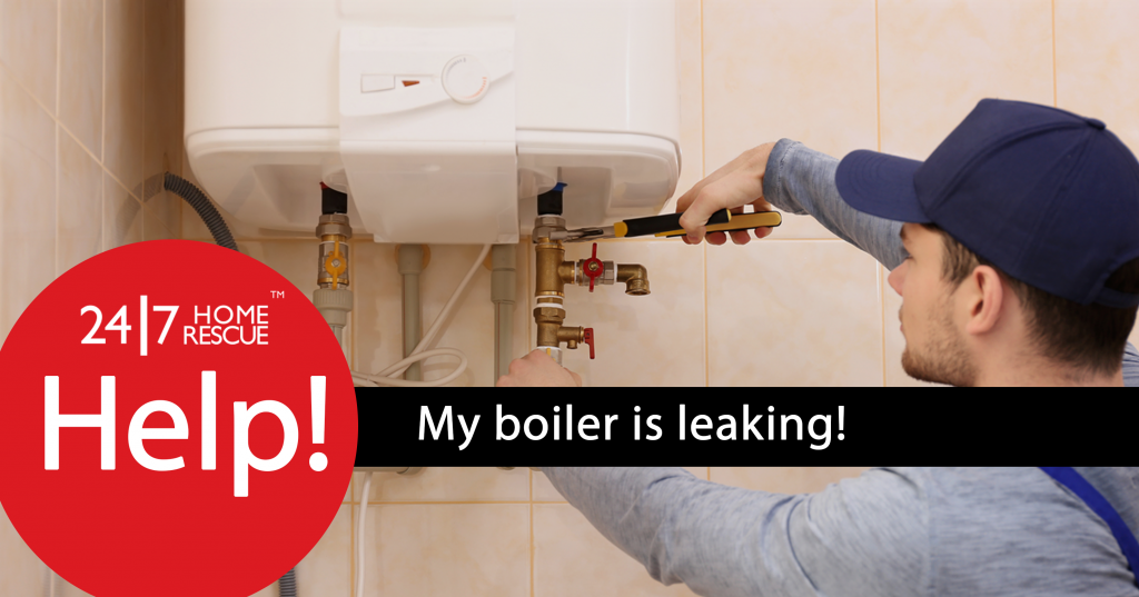 Why is my boiler leaking?