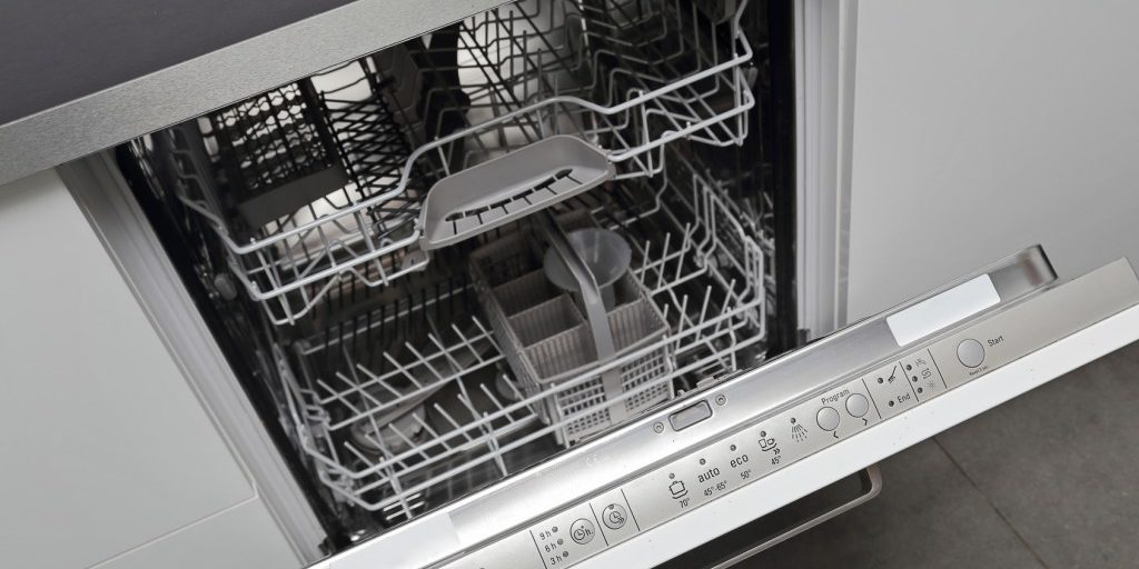 My dishwasher won't fill with water!