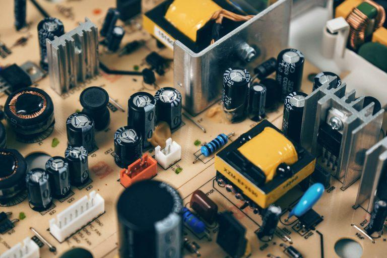 capacitor chip circuit