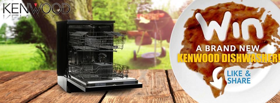 Kenwood KDW60B13 Dishwasher free