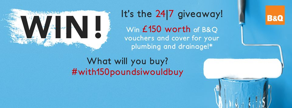 £150 B&Q voucher