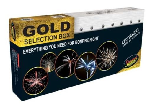 £100 fireworks prize
