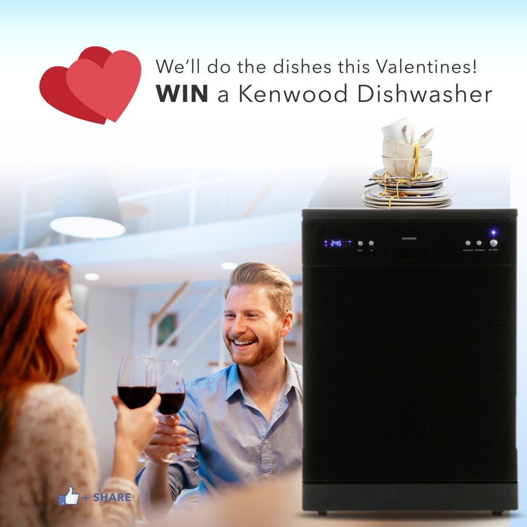 competition win a kenwood dishwasher