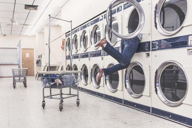 My washing machine smells – help!