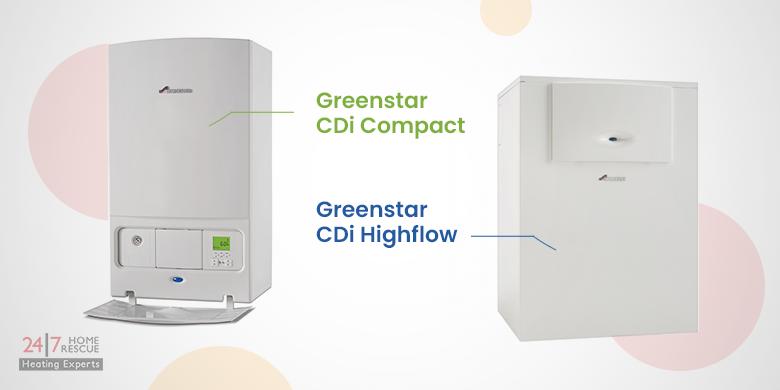 cdi classic and highflow combi boiler error codes