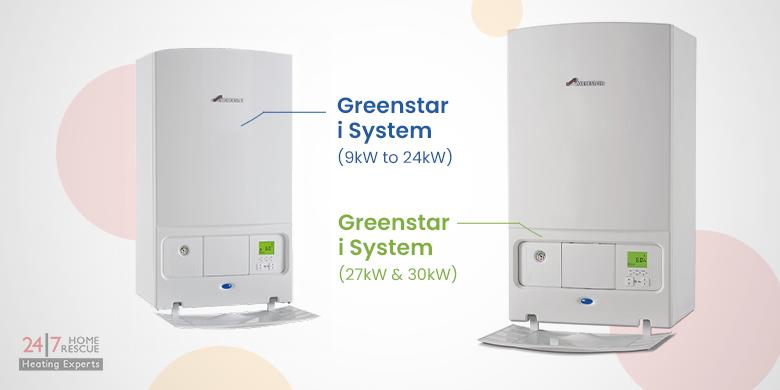 worcester bosch greenstar i system and combi boiler error codes